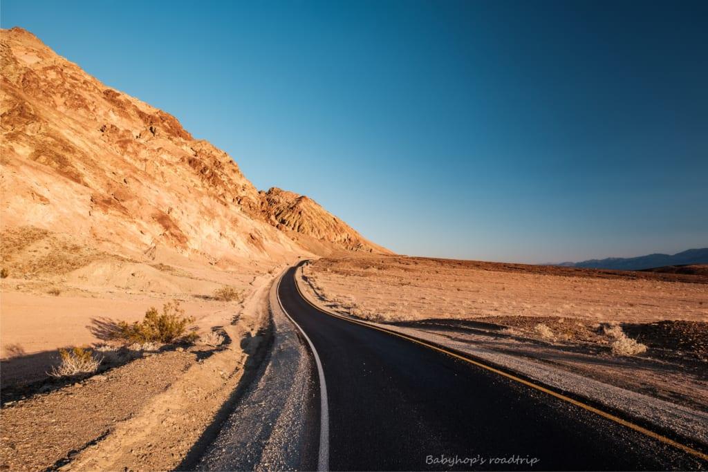 road trip bờ Tây Mỹ